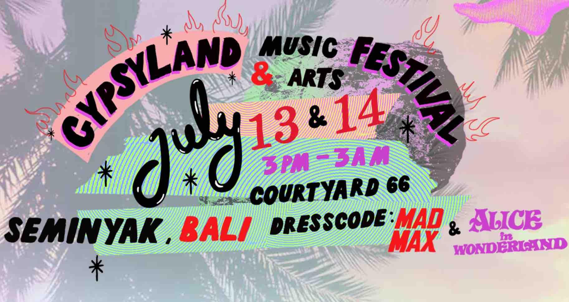 Music Festivals in Bali 2019