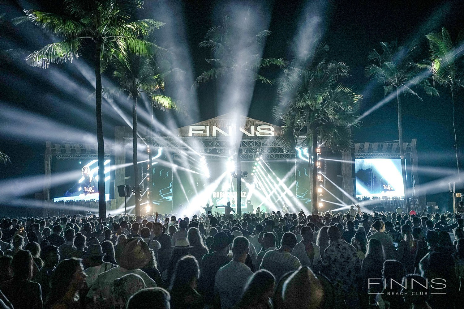 New Years Eve Music Festival Bali Indonesia