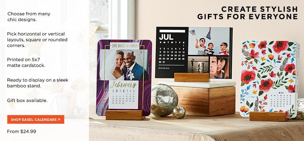 28 Shutterfly Personalized Calendar