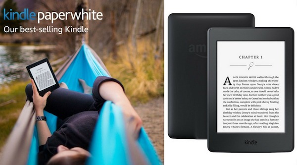 Amazon Kindle - Best Gifts For Travel Men