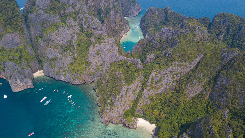 Maya Bay Thailand Island Hopping