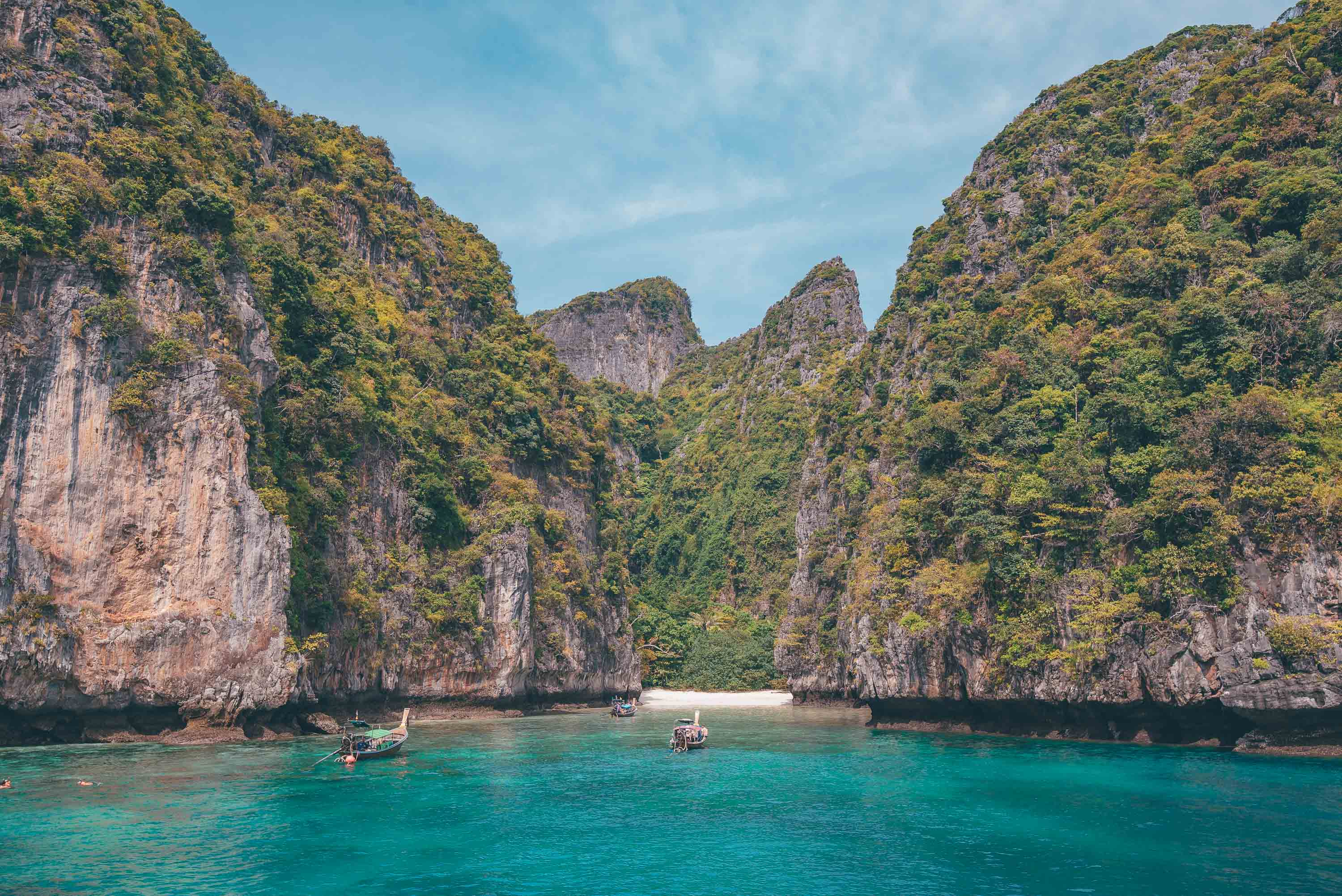 Thailand Backpacking Tips