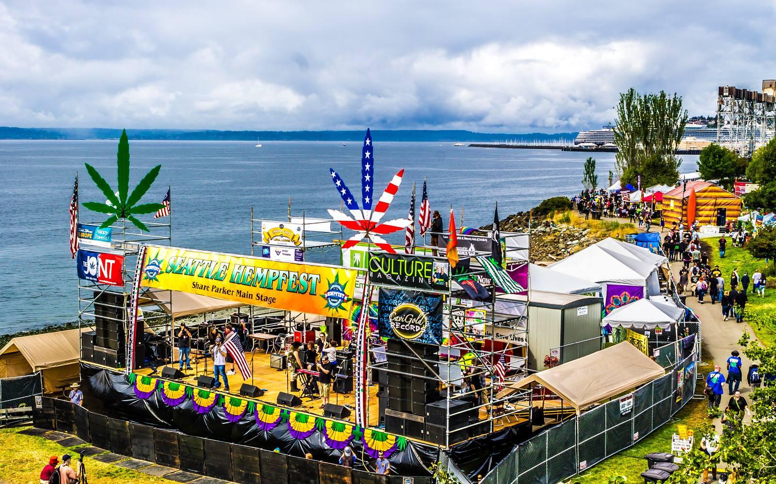 Music Festivals in Washington