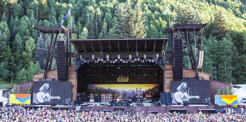EDM Music Festivals in Colorado
