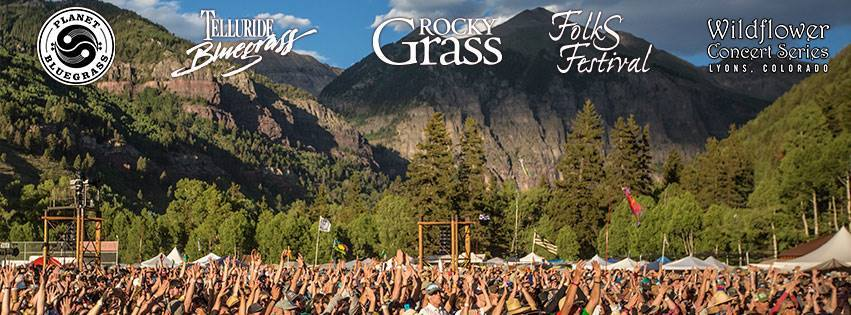 Colorado Music Festivals 2019