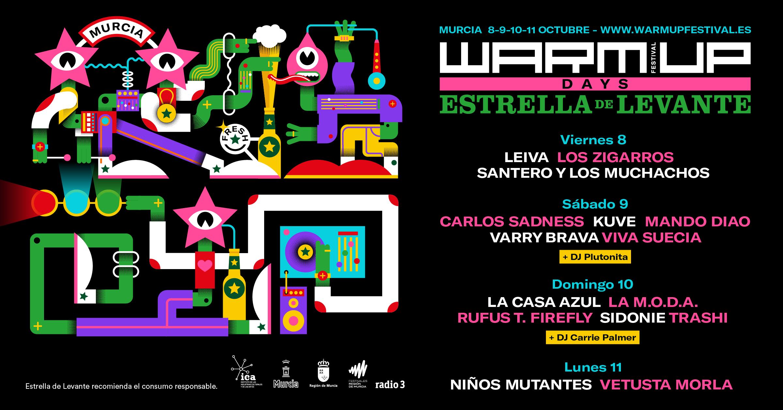 Estrella Levante Festival Spain 2022Estrella Levante Festival Spain 2022