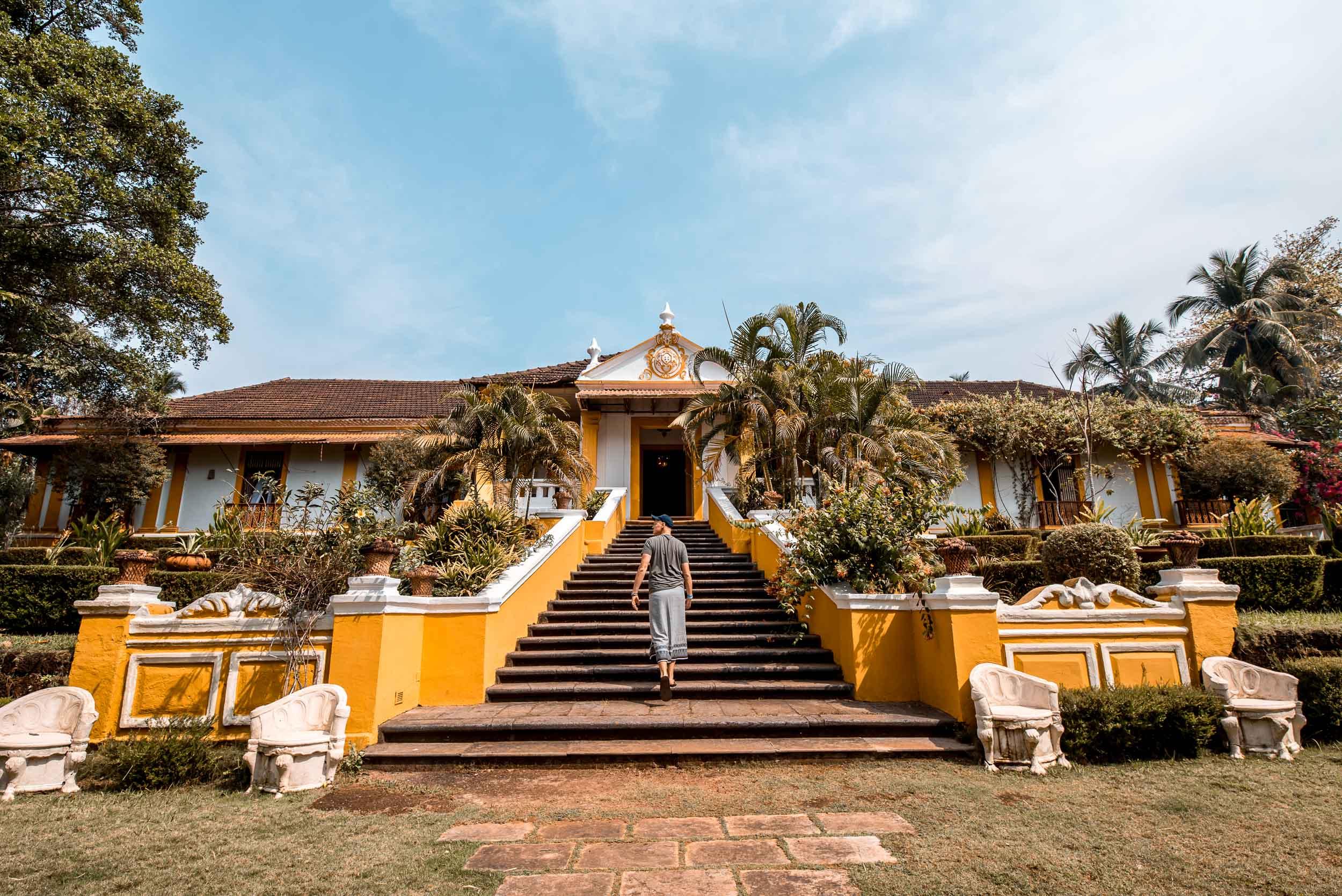 Goa, India Trip