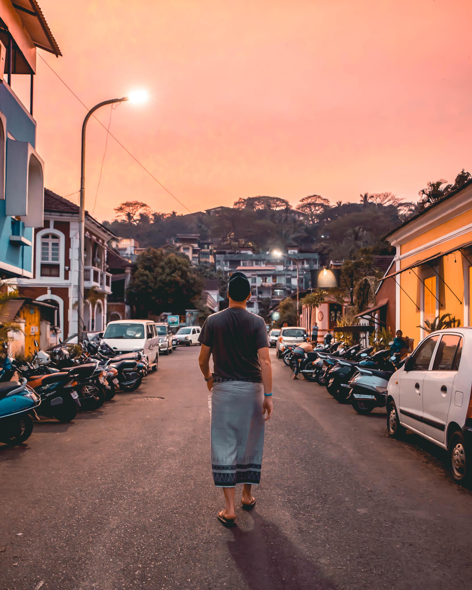 Goa - Where is Hot in February