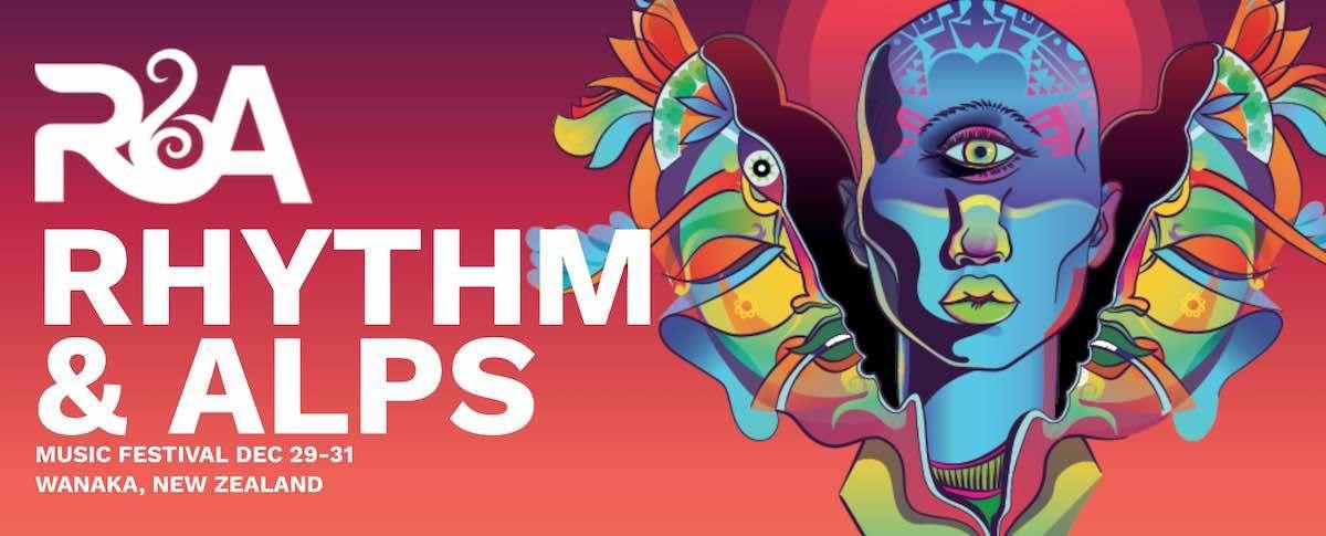 Rhythm & Alps Music Festival Wanaka, New Zealand