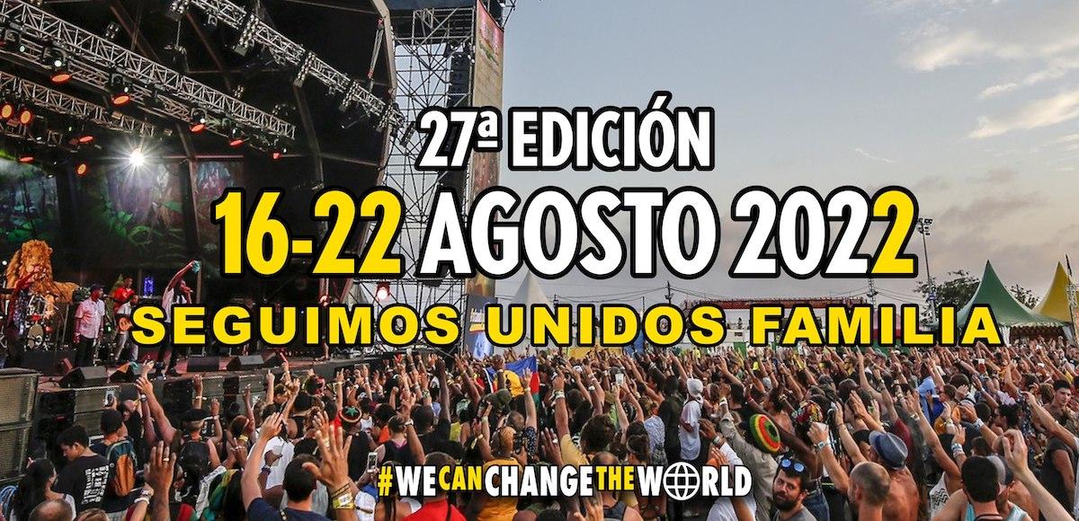 Rototom Sunsplash Festival in Spain 2022