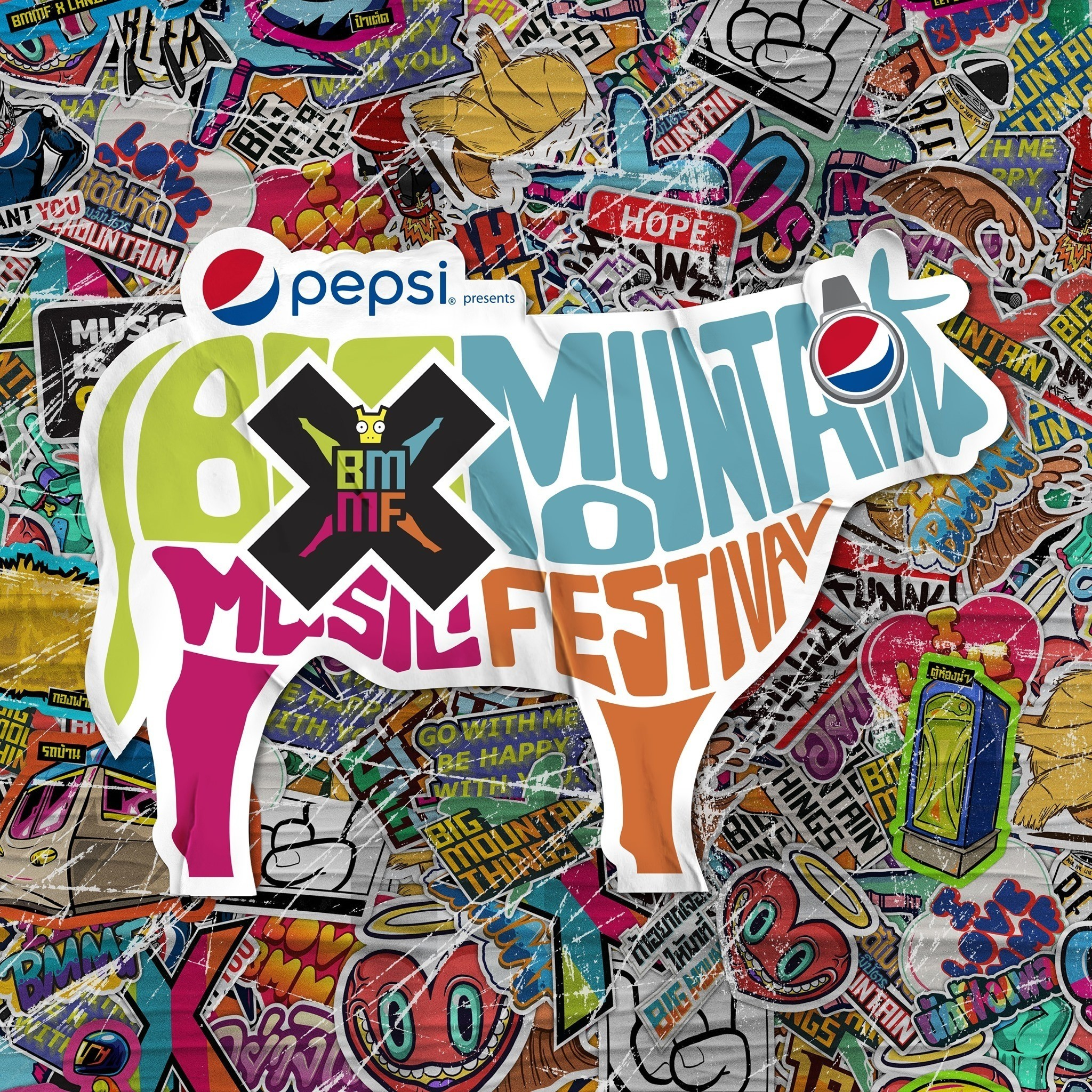 Big Mountain Music Festival Thailand 2019