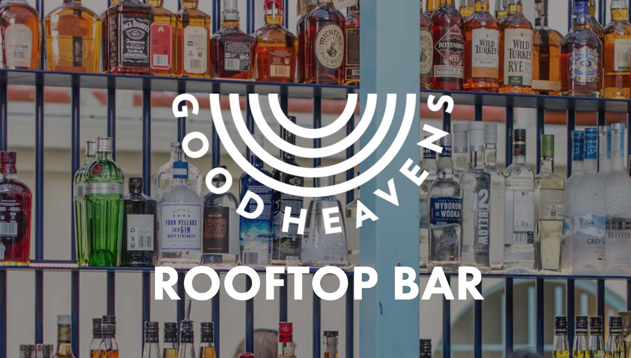 Good Heavens Rooftop Bar - Best Melbourne Rooftop Bars