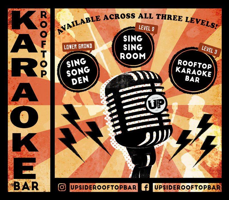Melbourne Rooftop Bar Karaoke 2019
