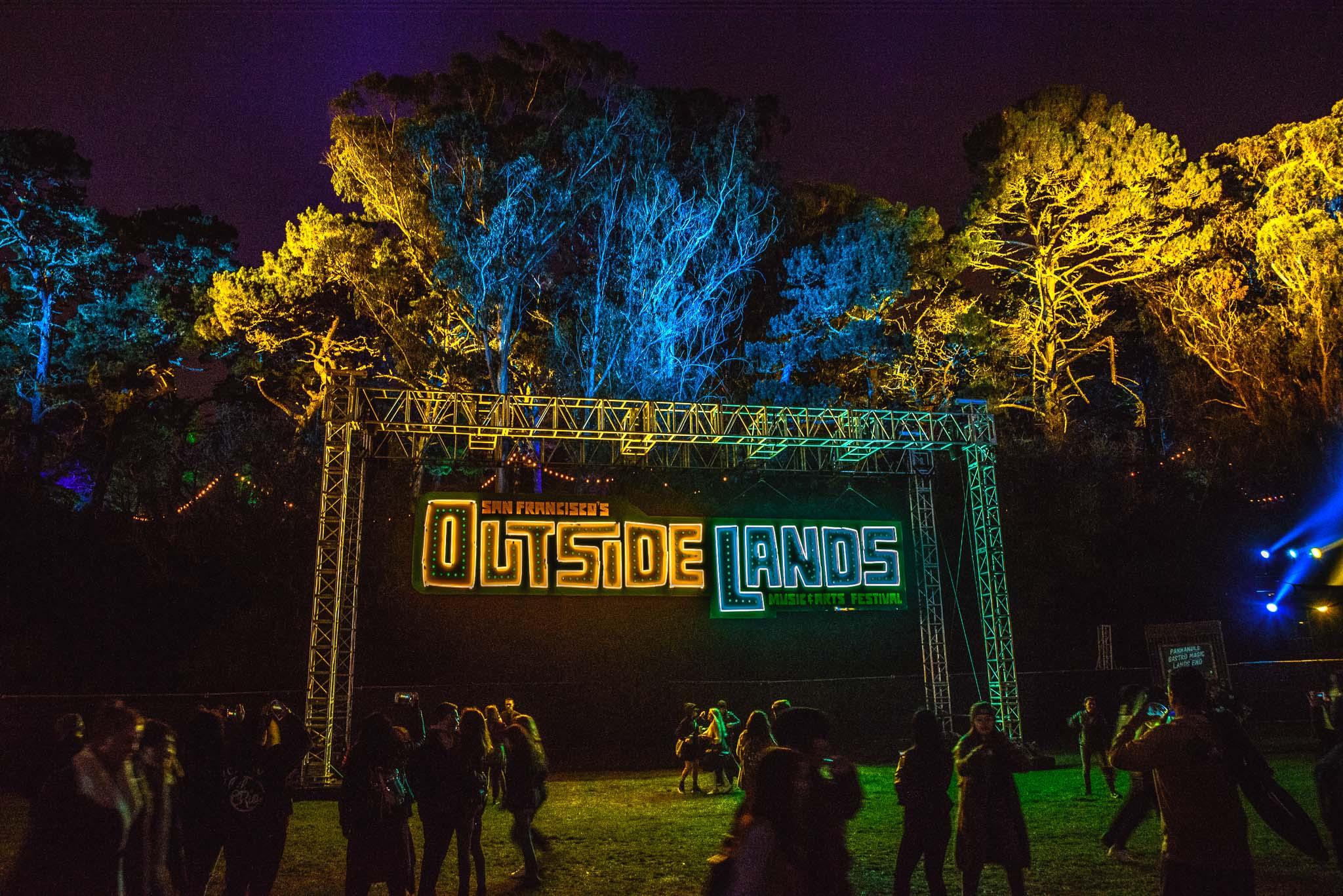 Outside Lands - Music Festivals in California 2019