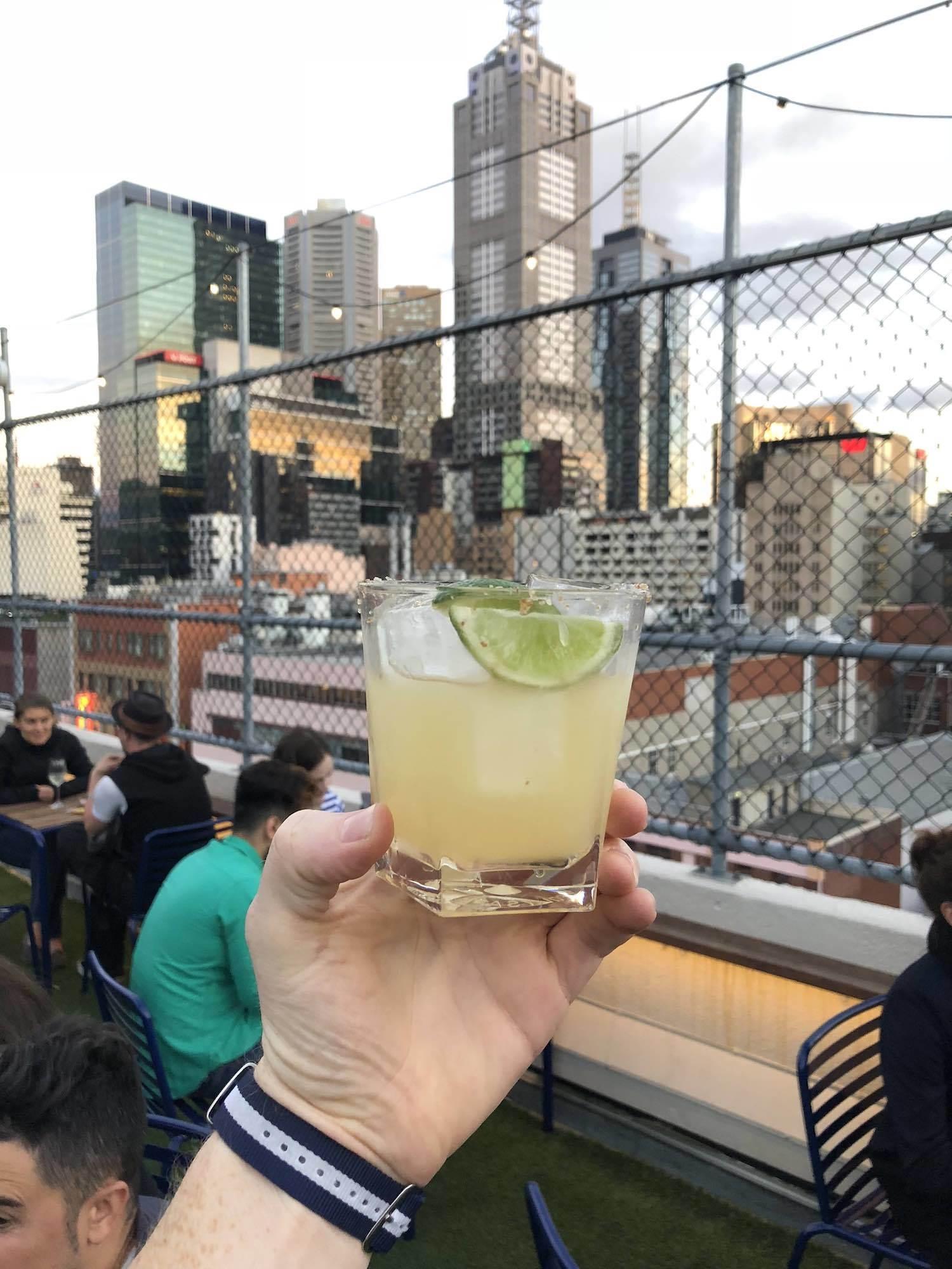 Rooftop Bar - Melbourne Nightlife