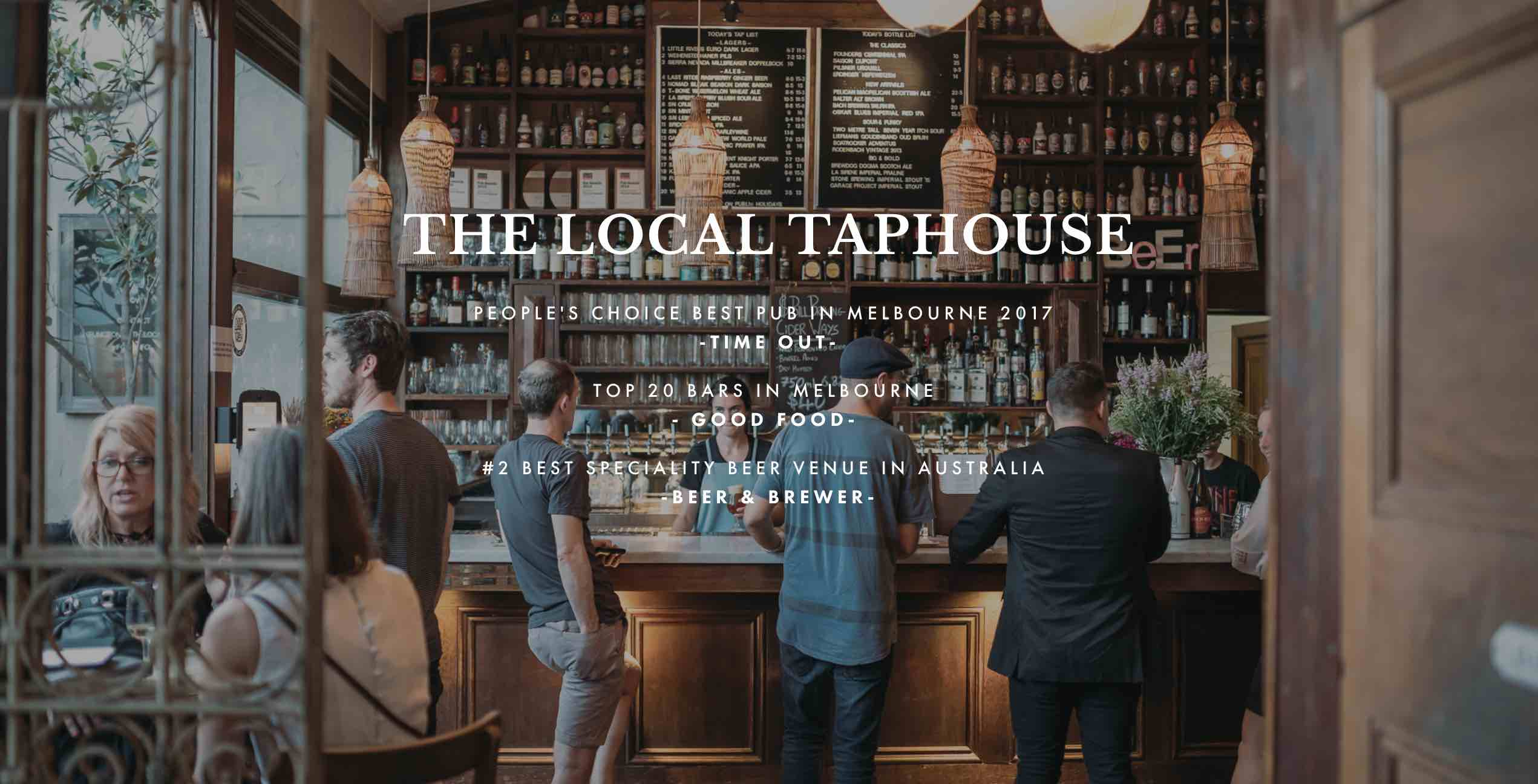 The Local Taphouse - Rooftop Bars Melbourne 2019
