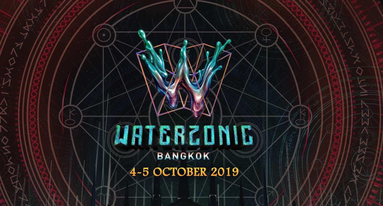 Waterzonic Festival Thailand 2019