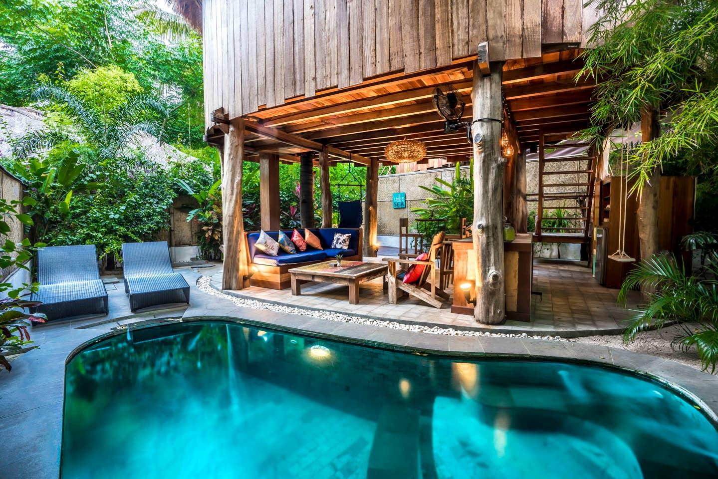 Gili Trawangan Treehouse Villa