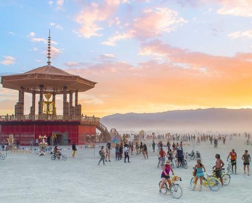 Burning Man Accessories
