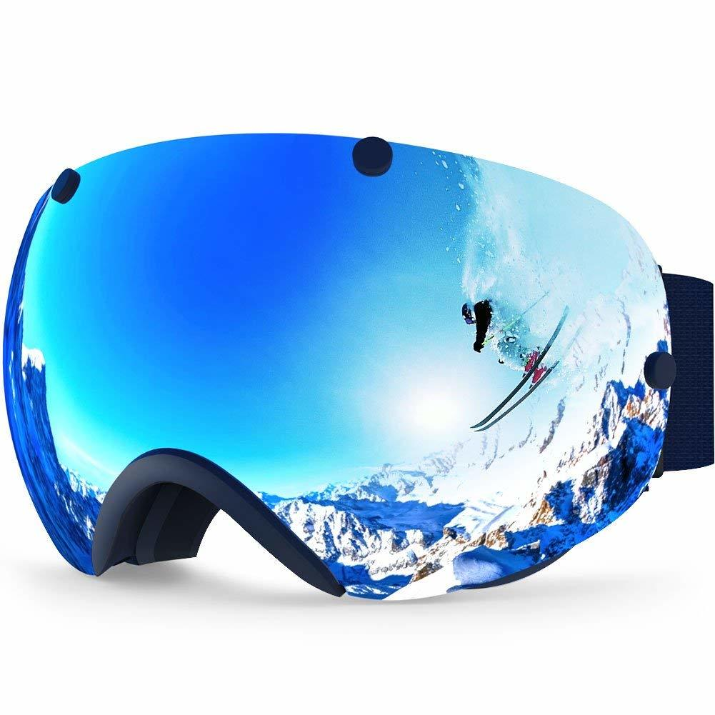 Best Snowboarding Goggles for burning Man Dust