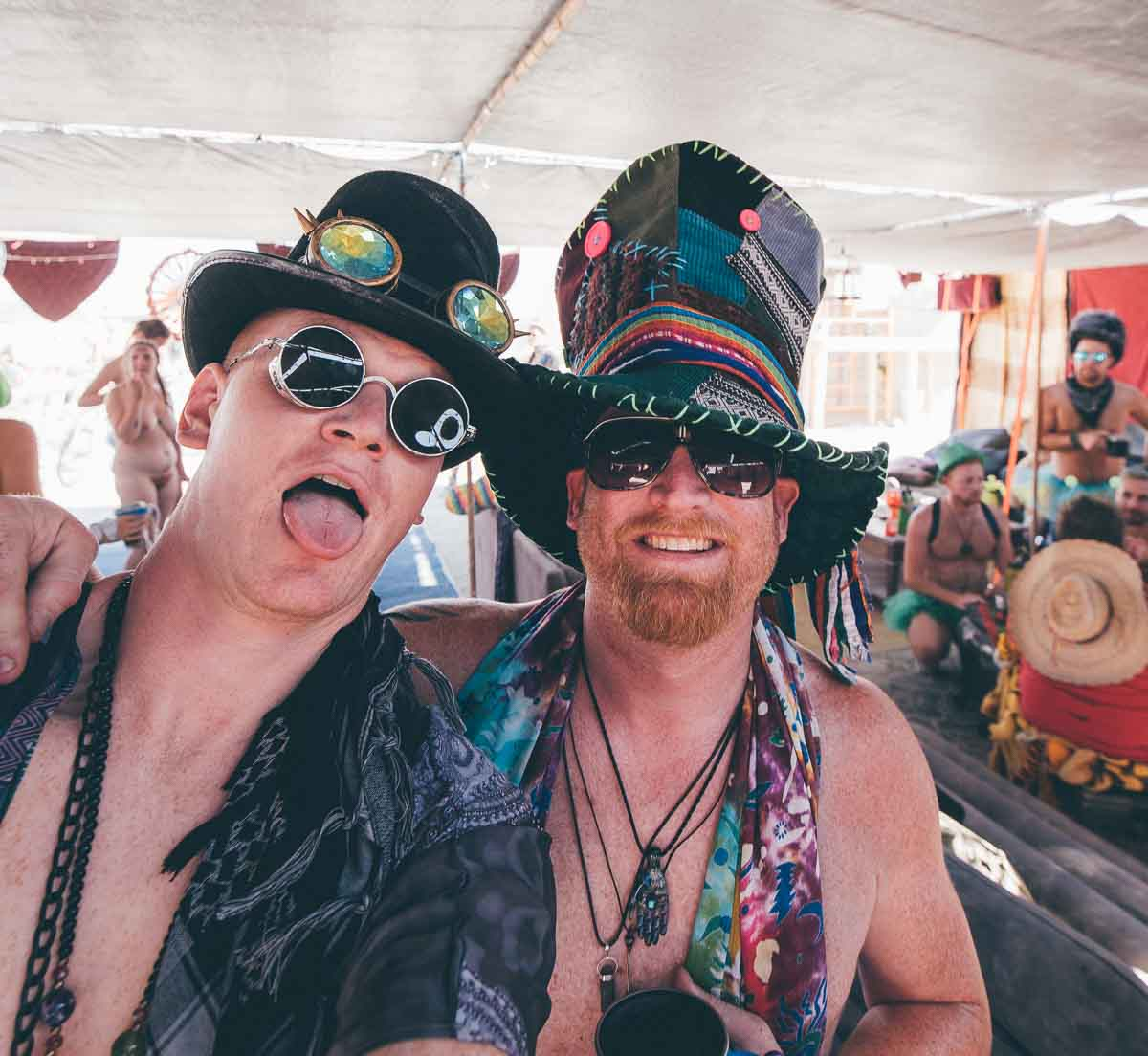 Burning Man Style