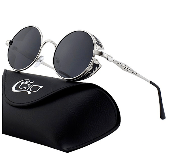 Burning Man Steampunk Sunglasses