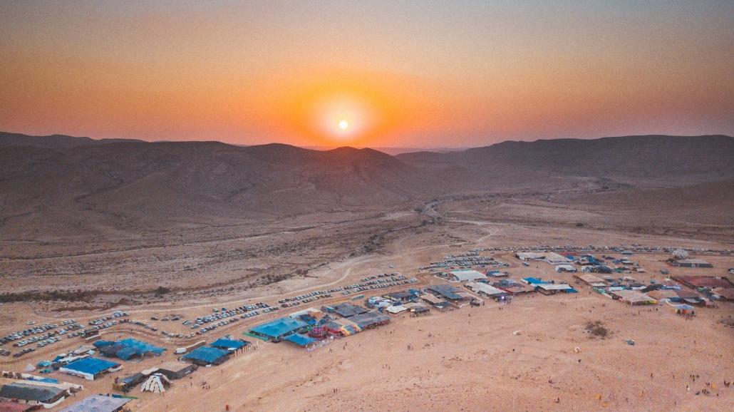 Midburn Israel Burning Man