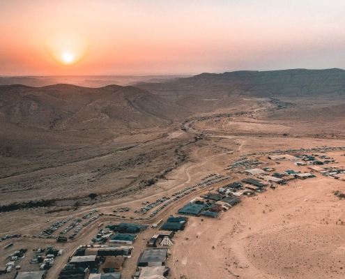 Welcome to MIDBURN: The Israeli Burning Man in the Dusty Negev Desert