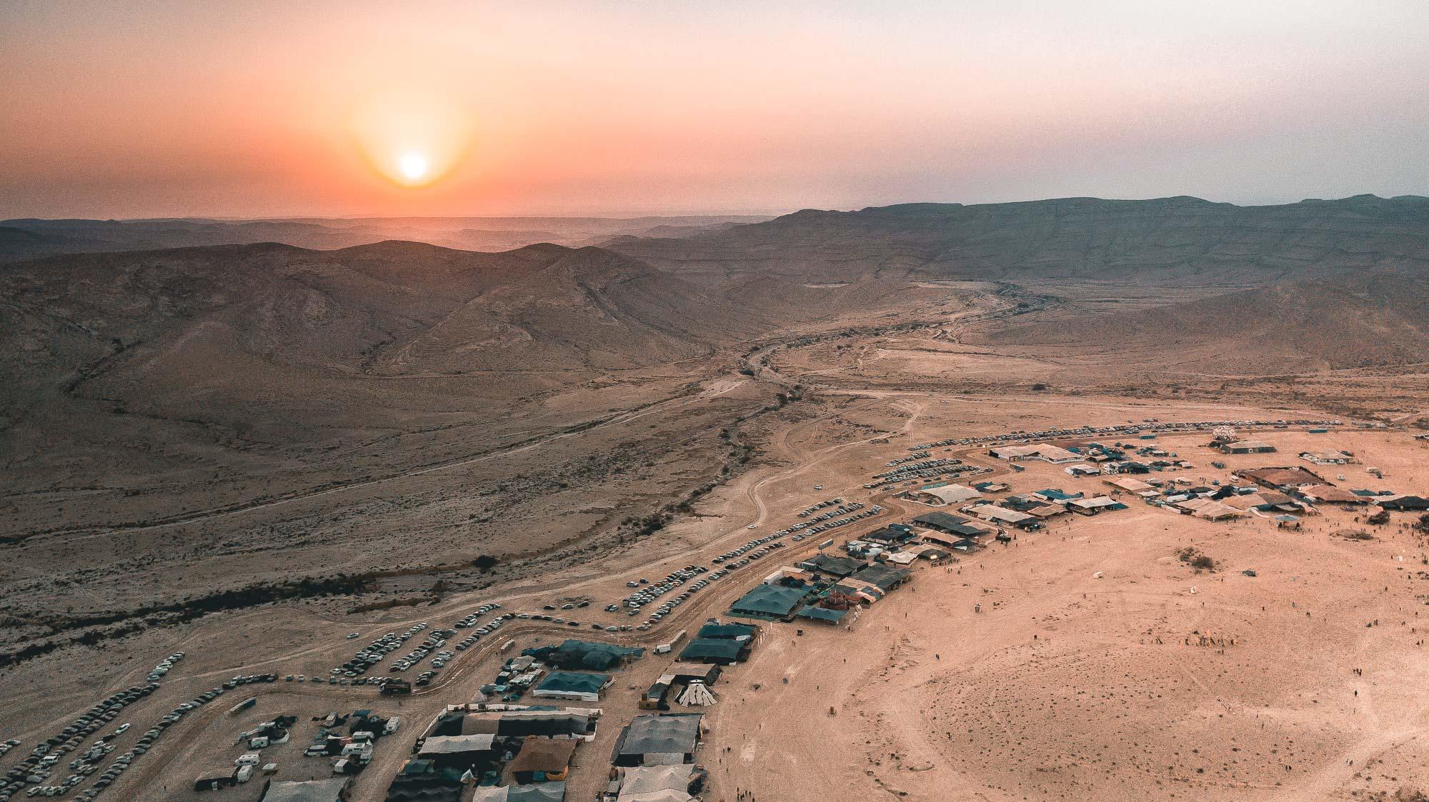 Welcome to MIDBURN: The Israeli Burning Man in the Dusty Negev Desert