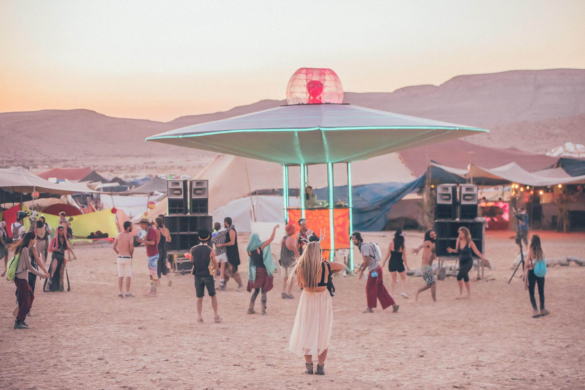 Burning Man Israel