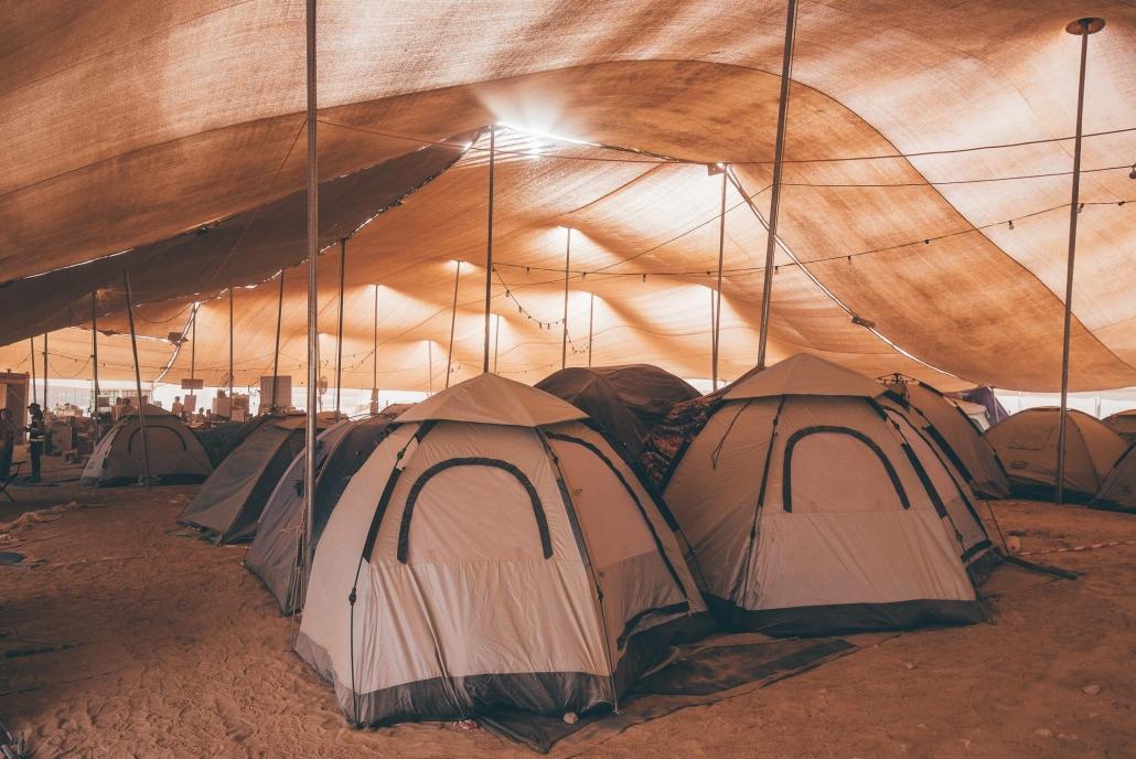 Burning Man Accesories