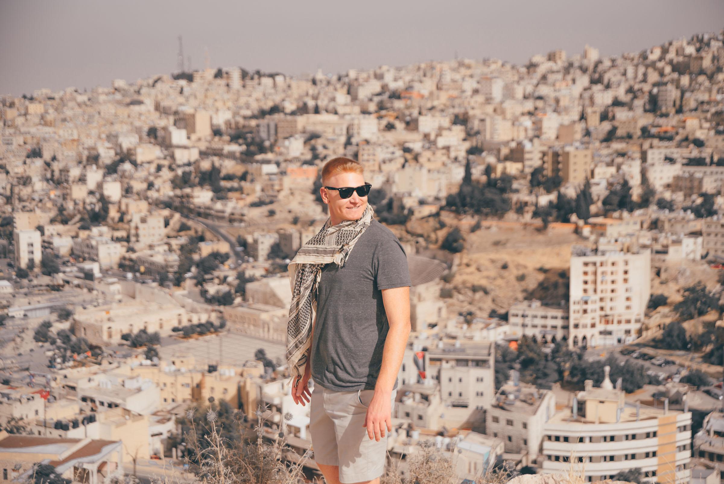 Amman Citadel Petra Tour