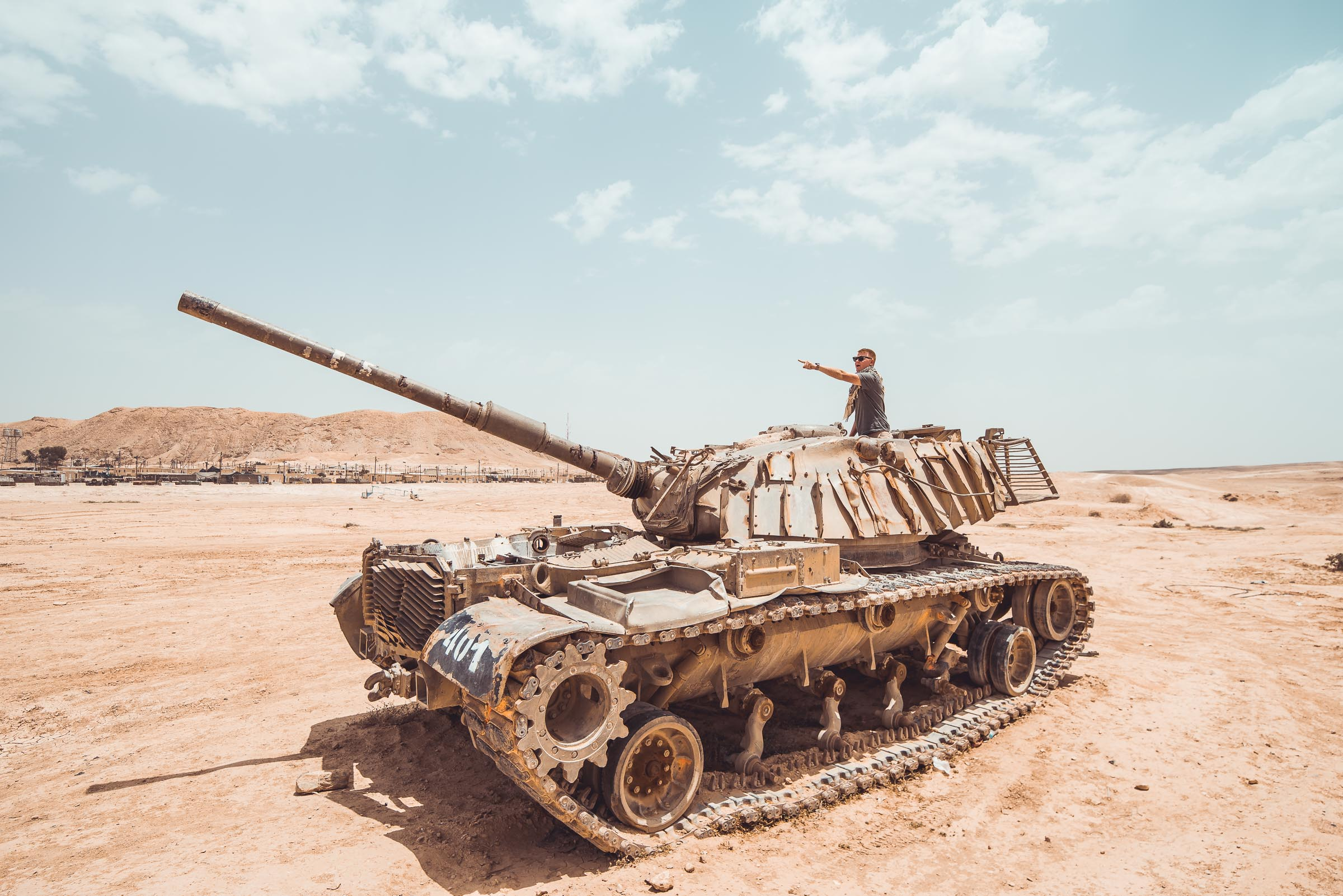 Israeli Army Judean Desert