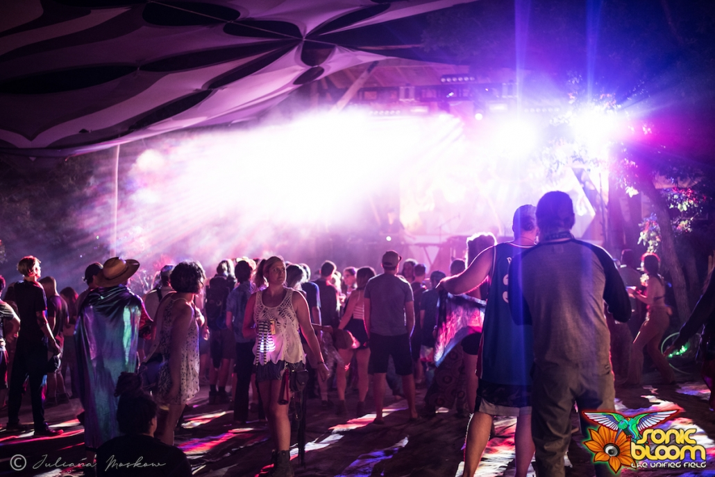 Sonic Bloom Festival Photography