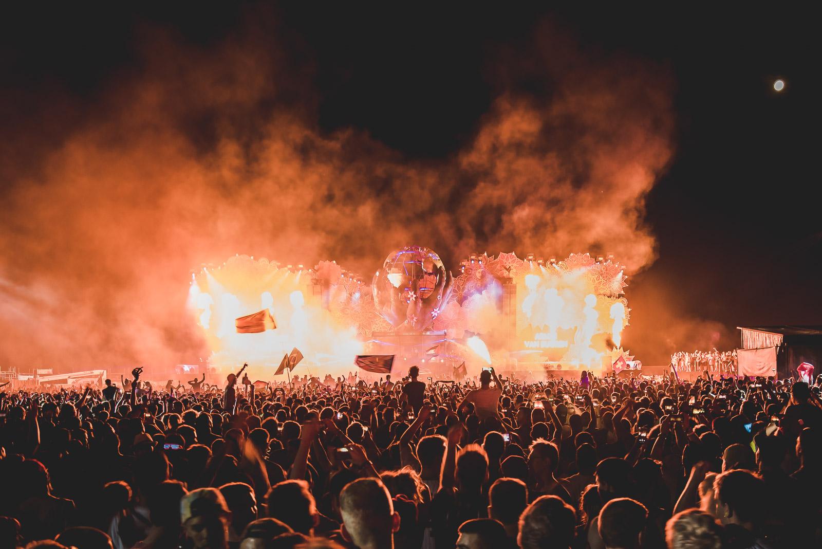 Tomorrowland Festival Belgium