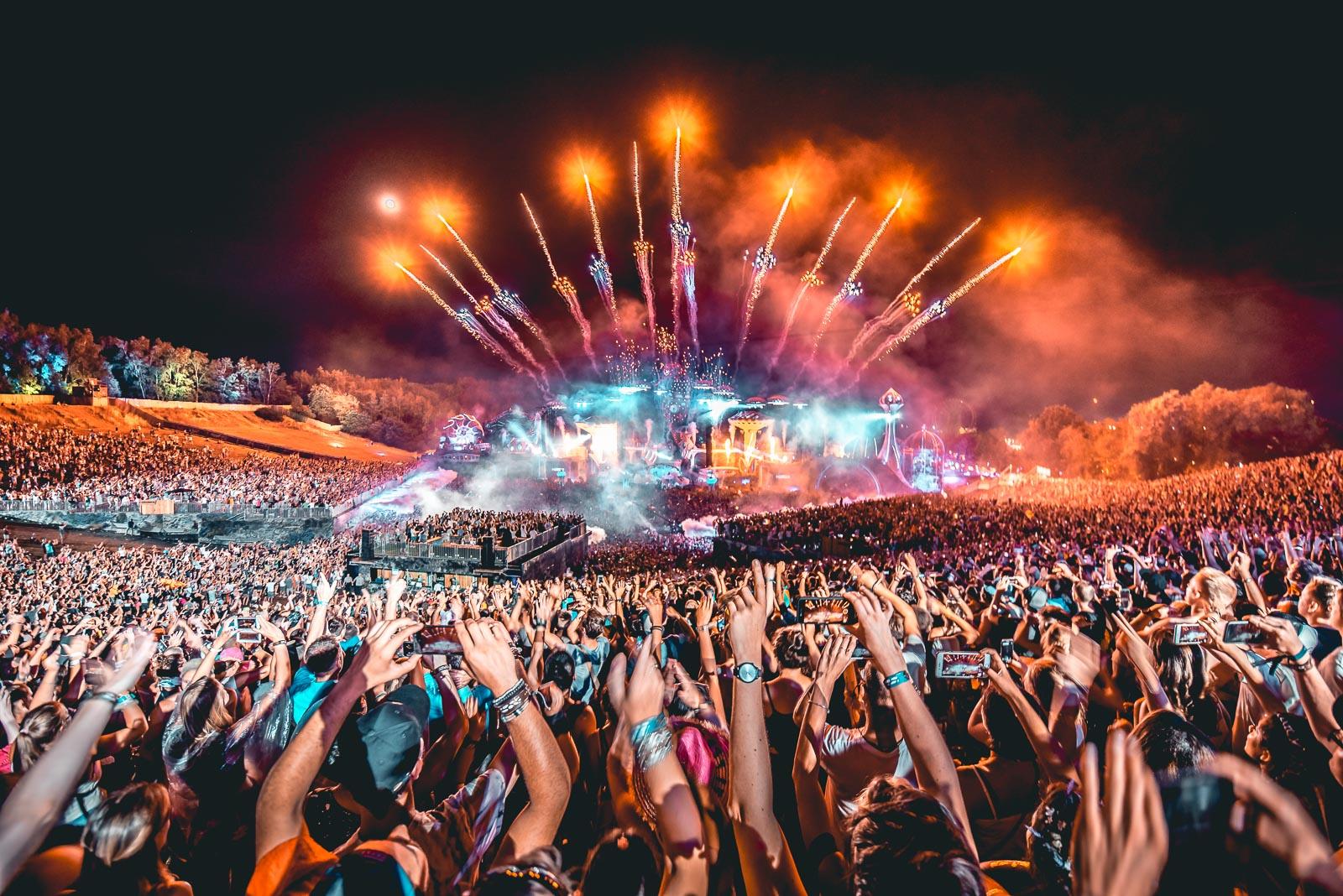 Tomorrowland Festival 2018