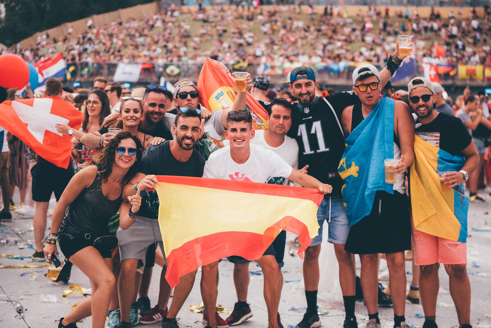 Tomorrowland 2019 Belgium