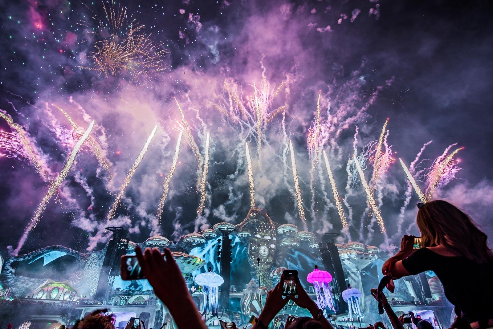 Best EDM Festivals in Texas