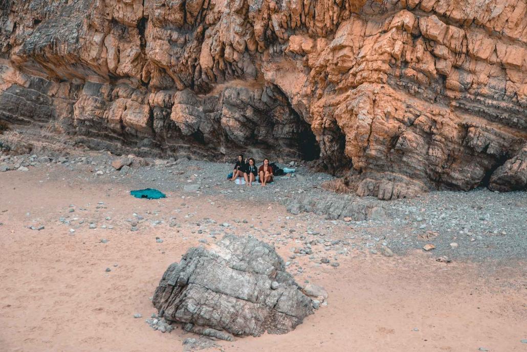Ribeira Do Cavalo Beach