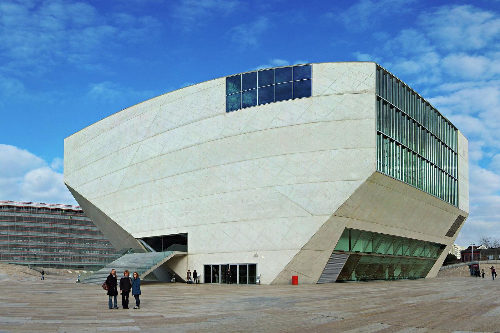 Casa Da Musica - 2 Days in Porto, Portugal Itinerary
