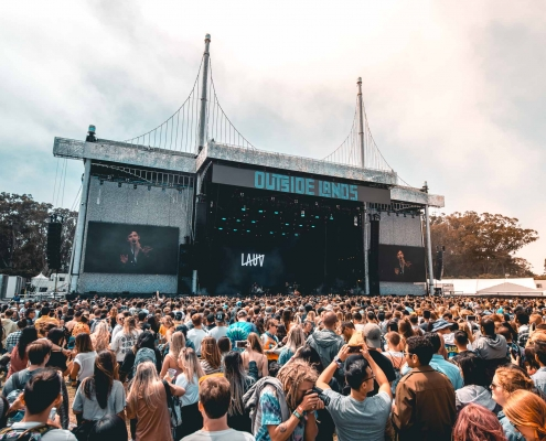 Outside Lands Festival 2018