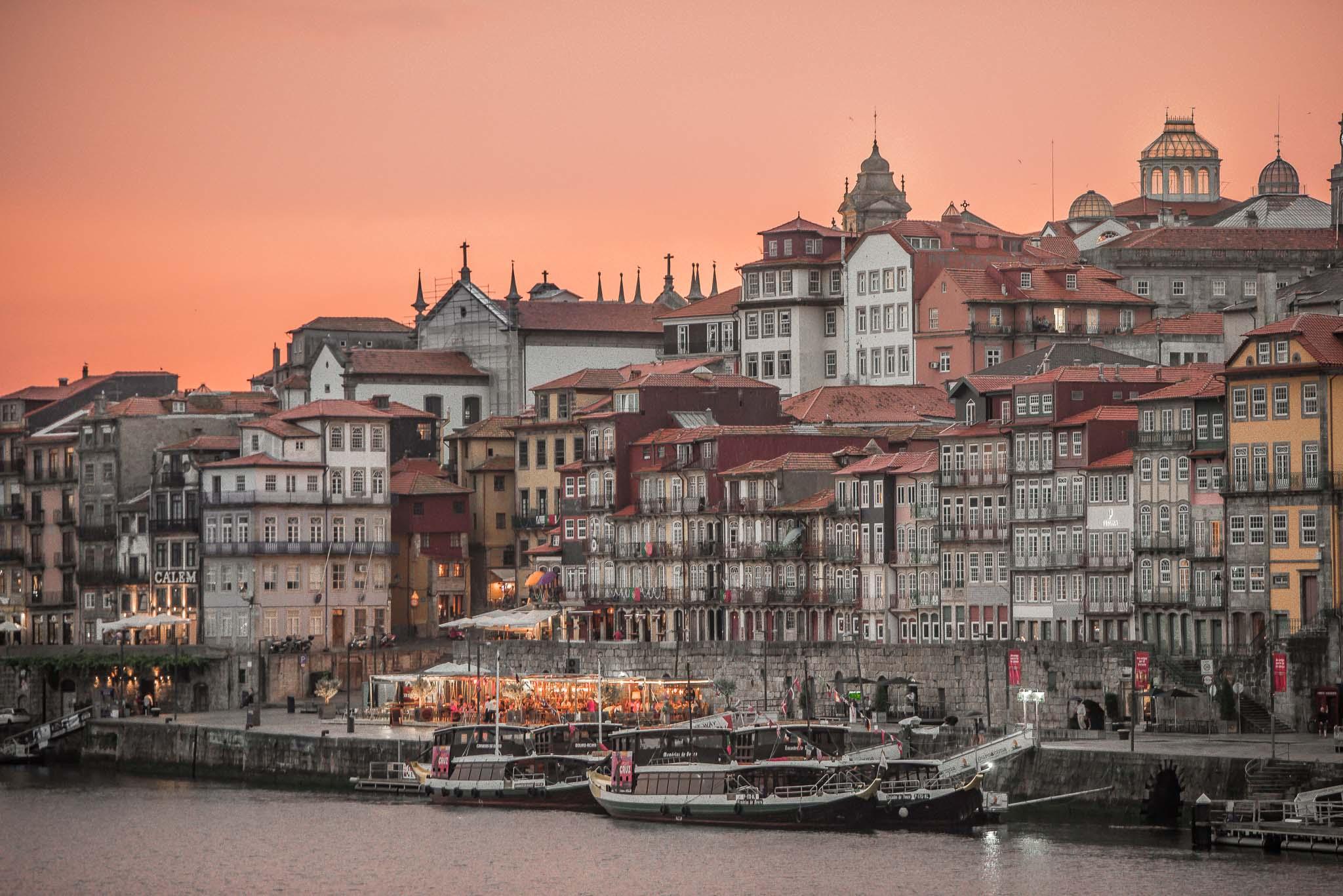 Porto Itinerary