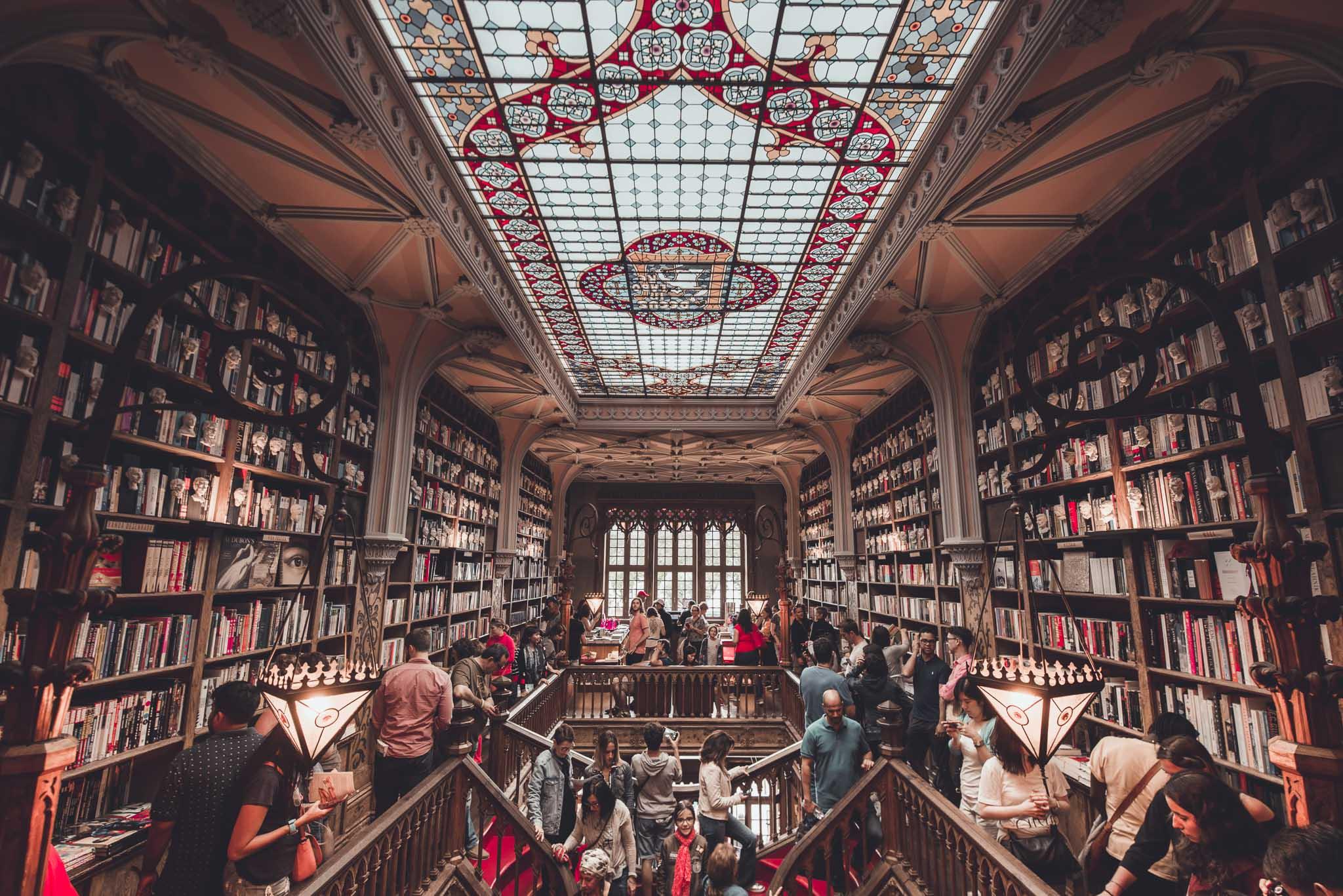 Harry Potter Bookstore Porto