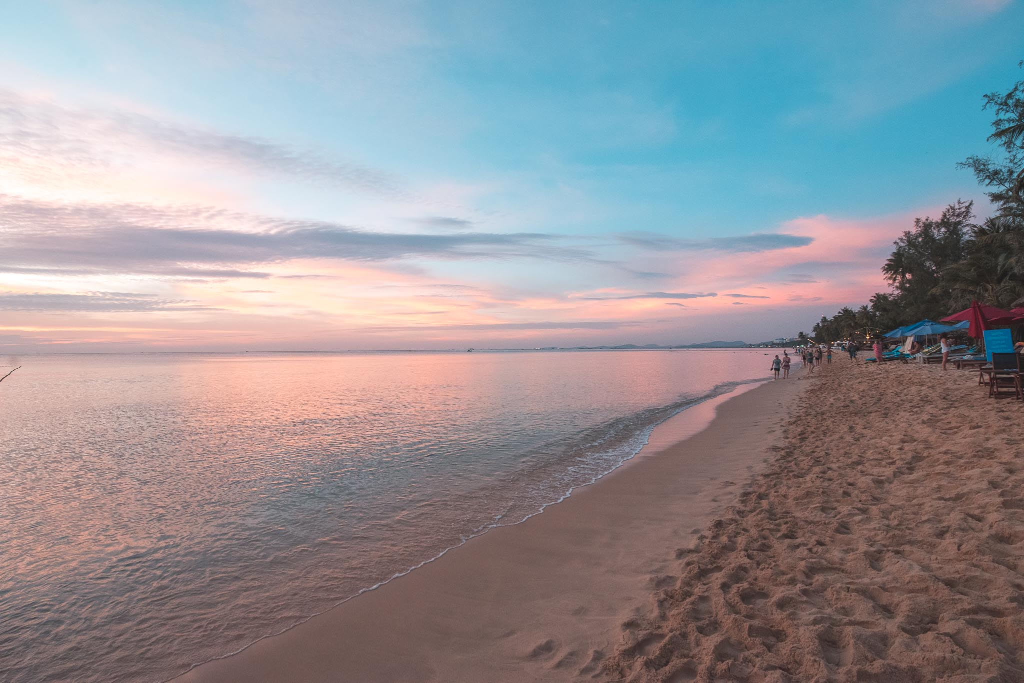 Hostels on Phu Quoc