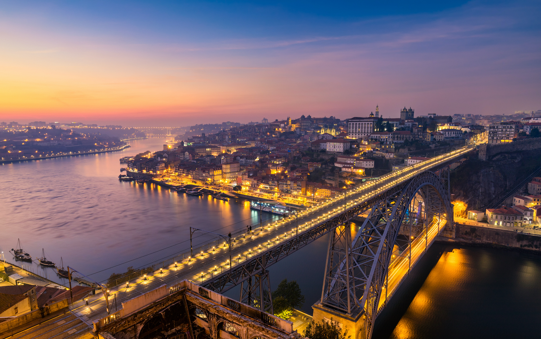 Ponte Luiz I - Things to do in Porto in 2 Days