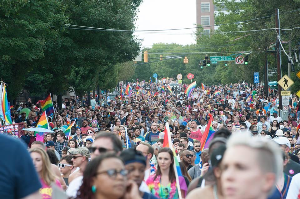 Pride Atlanta Festival 2019