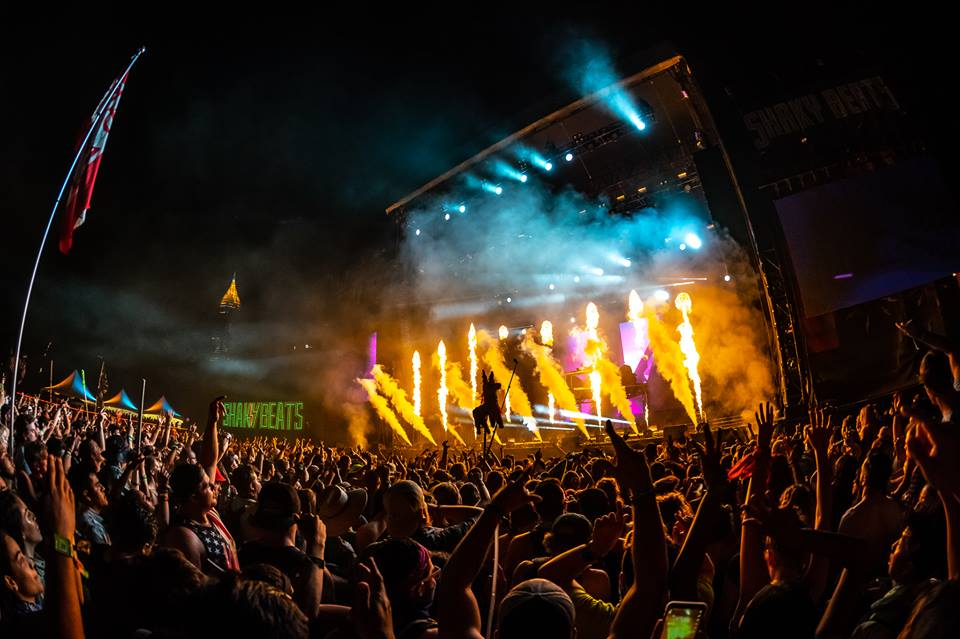 Raves Atlanta 2019