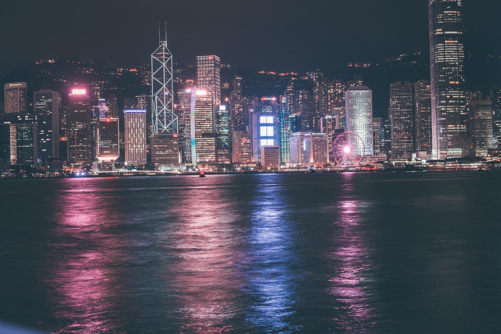 2 Days in Hong Kong