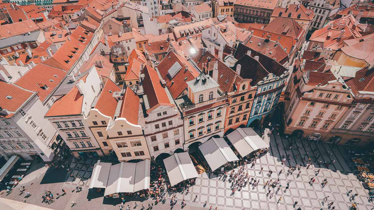 A Weekend in Prague itinerary