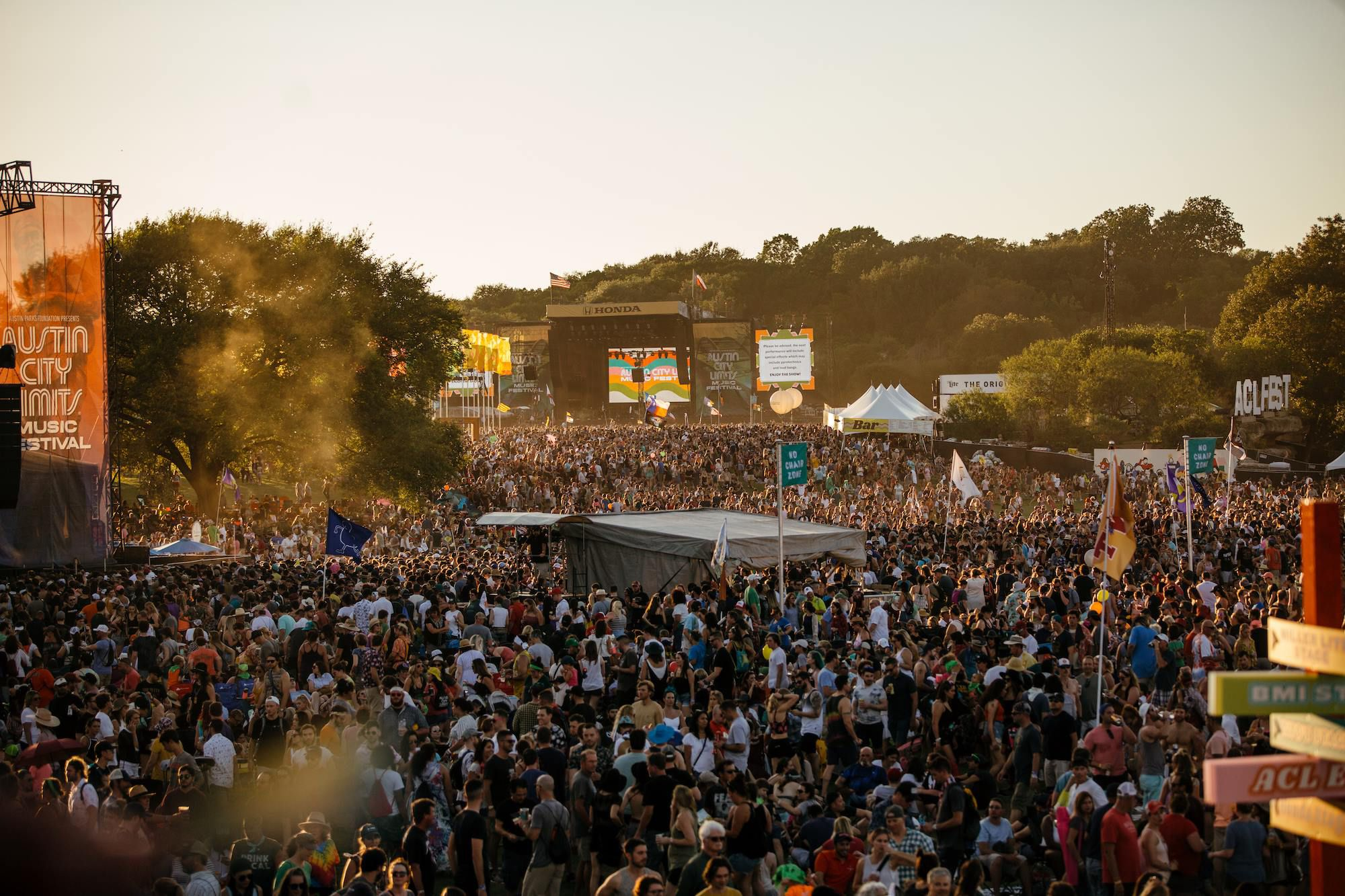 ACL - Music Festivals in Texas 2020